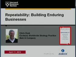 Repeatability: Building Enduring Business