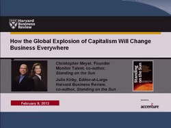The Global Explosion of Capitalism Will Change Your Business