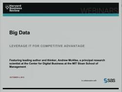 Big Data: Leveraging IT for Competitive Advantage