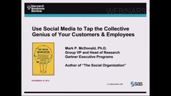 Use Social Media to Tap the Collective Genius of Your Customers & Employees