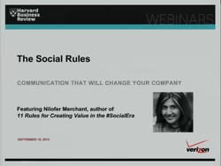 The Social Rules: Communication That Will Change Your Company