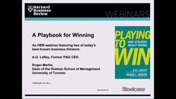 A Playbook for Winning