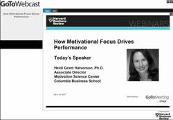 How Motivational Focus Drives Performance