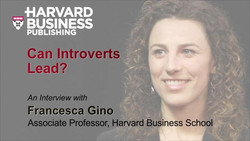 Can Introverts Lead?