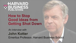How to Stop Good Ideas from Getting Shot Down