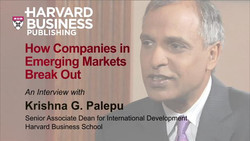 How Companies in Emerging Markets Break Out