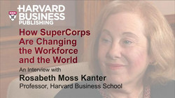 How SuperCorps Are Changing the Workforce and the World