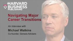 Navigating Major Career Transitions