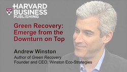 Green Recovery: Emerge from the Downturn on Top