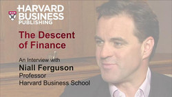 The Descent of Finance