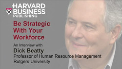Be Strategic With Your Workforce