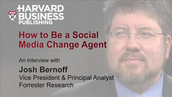How to Be a Social Media Change Agent