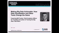 Making Big Data Actionable: How Data Visualization and Other Tools Change the Game
