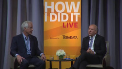 How I Did It LIVE: Powerful Stories of Strategic Business Leadership from the World's Top CEOs