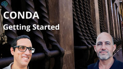 Get started with Conda