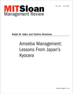 Amoeba Management: Lessons From Japan's Kyocera