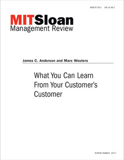 What You Can Learn From Your Customer's Customer