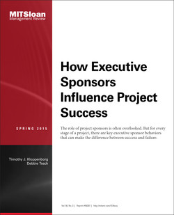 How Executive Sponsors Influence Project Success