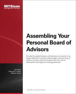 Assembling Your Personal Board of Advisors