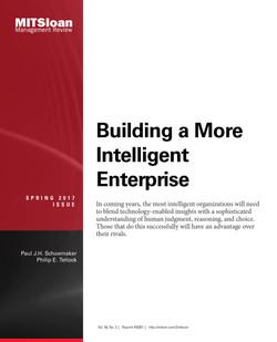 Building a More Intelligent Enterprise