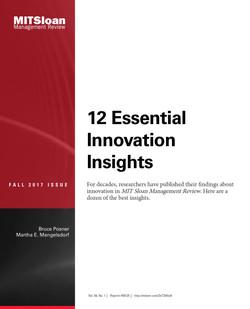 12 Essential Innovation Insights