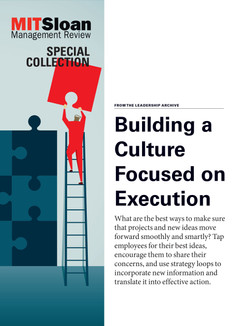 Building a Culture Focused on Execution