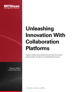 Unleashing Innovation With Collaboration Platforms