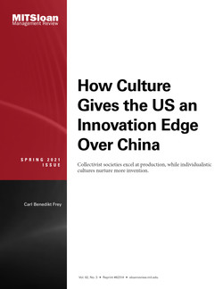 How Culture Gives the US an Innovation Edge Over China