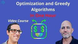 Traveling Salesman, Greedy Coin and Other Optimization Problems in Python in One Hour