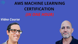 AWS Machine Learning Certification In ONE HOUR