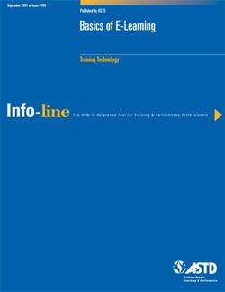 Basics of E-Learning—Training Technology