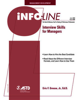 Interview Skills for Managers—Management Development