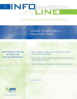 Using Music As a Training Tool—Instructional Systems Development