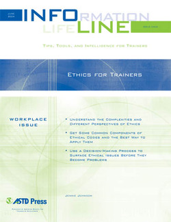 Ethics for Trainers—Workplace Issue