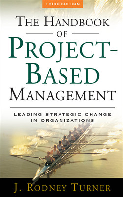 The Handbook of Project-based Management, 3rd Edition