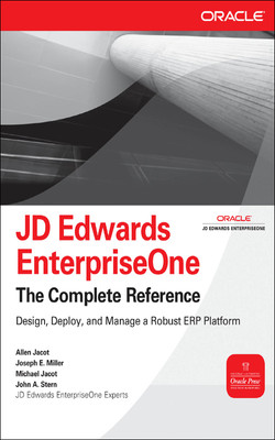 JD Edwards EnterpriseOne, The Complete Reference