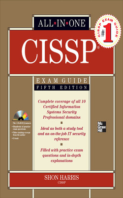 CISSP All-in-One Exam Guide, Fifth Edition, 5th Edition