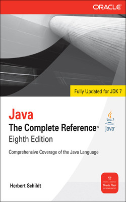 Java The Complete Reference, 8th Edition, 8th Edition