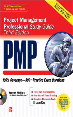 PMP Project Management Professional Study Guide, Third Edition, 3rd Edition
