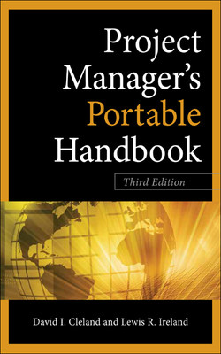 Project Managers Portable Handbook, Third Edition, 3rd Edition
