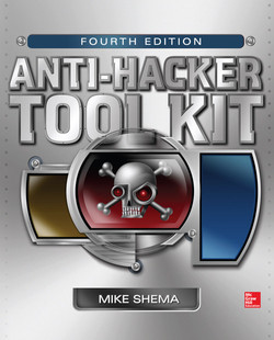 Anti-Hacker Tool Kit, Fourth Edition, 4th Edition