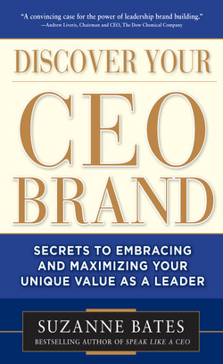 Discover Your CEO Brand: Secrets to Embracing and Maximizing Your Unique Value as a Leader (Audio Book)