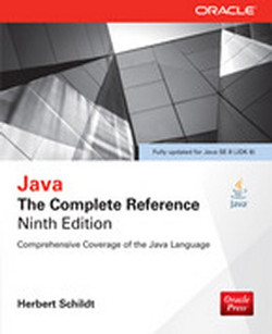 Java The Complete Reference, 9th Edition