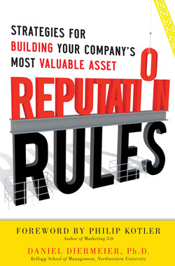 Reputation Rules: Strategies for Building Your Company's Most valuable Asset (Audio Book)
