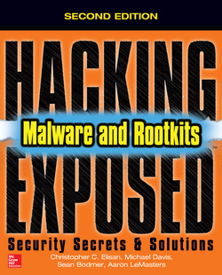 Hacking Exposed Malware & Rootkits: Security Secrets and Solutions, Second Edition, 2nd Edition