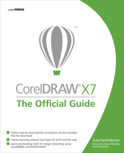CorelDRAW X7: The Official Guide, 11th Edition