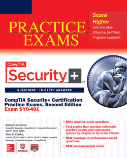 CompTIA Security+ Certification Practice Exams, Second Edition (Exam SY0-401), 2nd Edition