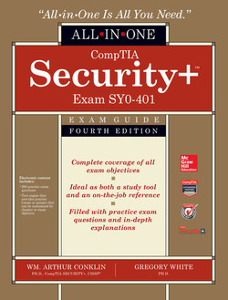 CompTIA Security+ All-in-One Exam Guide, Fourth Edition (Exam SY0-401), 4th Edition
