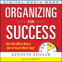 Organizing for Success, Second Edition (Audio Book)
