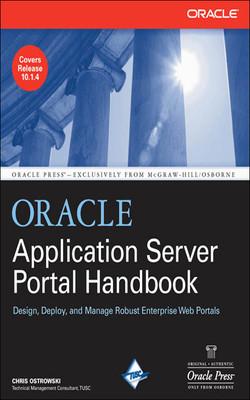 Oracle Application Server Portal Handbook